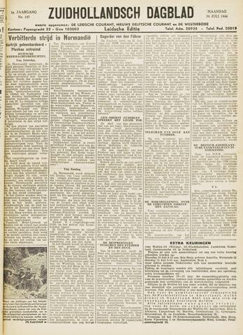Zuidhollandsch Dagblad 1944-07-24