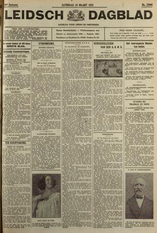 Leidsch Dagblad 1932-03-19