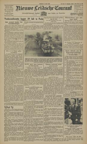 Nieuwe Leidsche Courant 1946-07-05