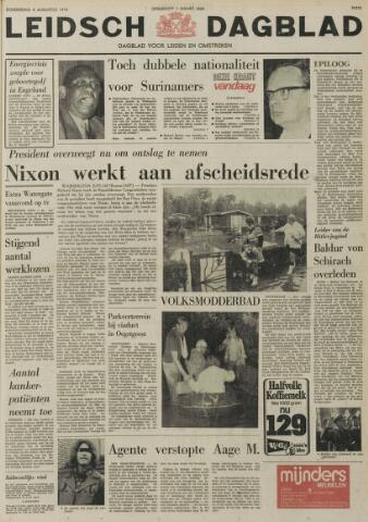 Leidsch Dagblad 1974-08-08