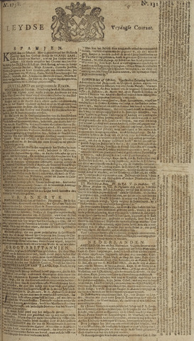 Leydse Courant 1758-11-03