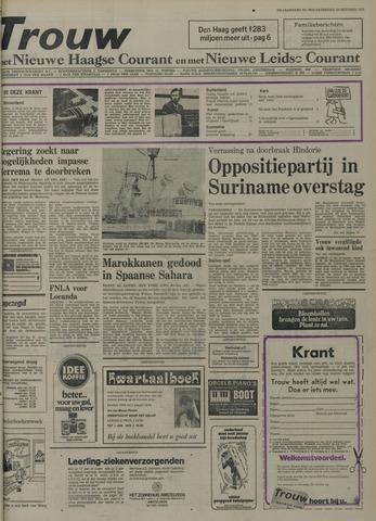 Nieuwe Leidsche Courant 1975-10-18