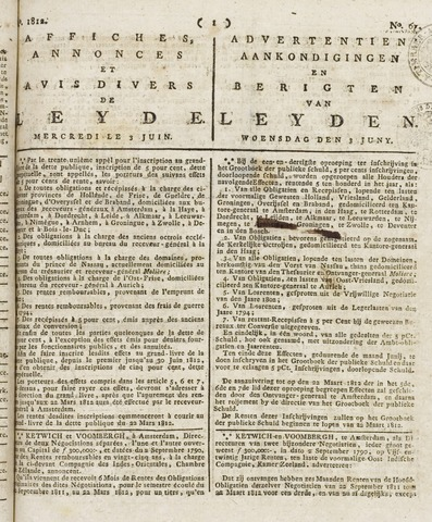 Leydse Courant 1812-06-03