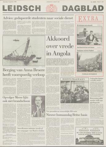 Leidsch Dagblad 1988-08-06