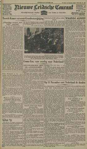 Nieuwe Leidsche Courant 1946-10-31