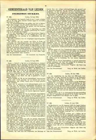 Handelingen van de Raad 1904-06-14
