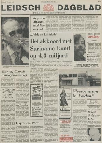 Leidsch Dagblad 1975-06-27