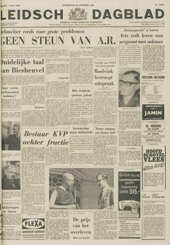 Leidsch Dagblad 1966-10-20