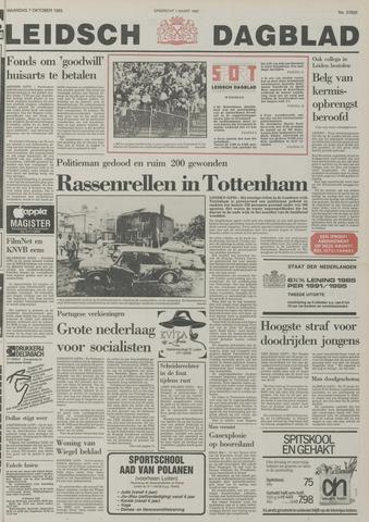 Leidsch Dagblad 1985-10-07