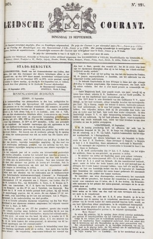 Leydse Courant 1871-09-19