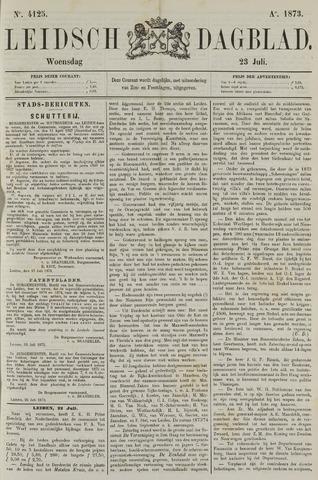 Leidsch Dagblad 1873-07-23