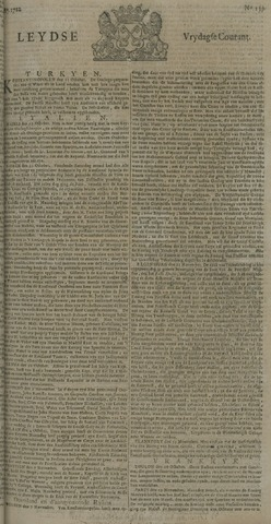 Leydse Courant 1722-11-20