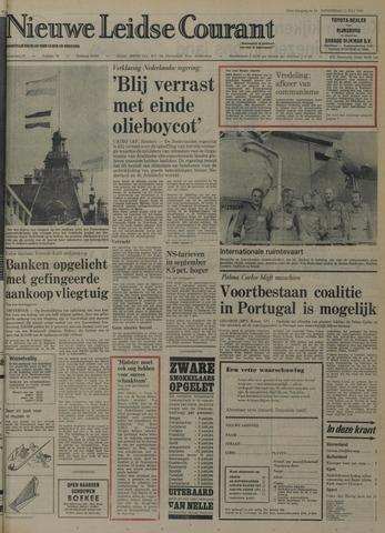 Nieuwe Leidsche Courant 1974-07-11