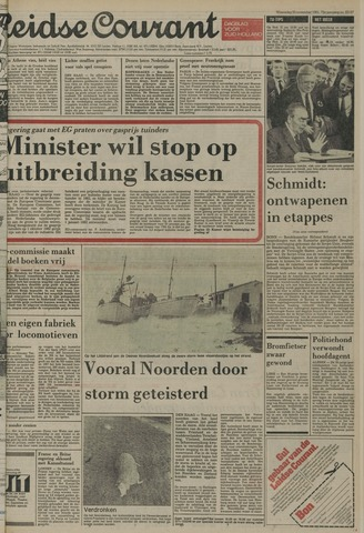Leidse Courant 1981-11-25