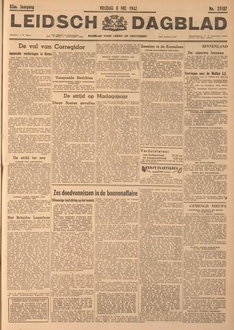 Leidsch Dagblad 1942-05-08