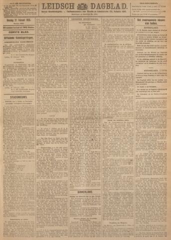 Leidsch Dagblad 1923-02-27
