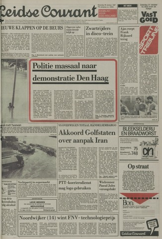 Leidse Courant 1987-10-26