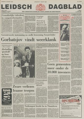 Leidsch Dagblad 1985-03-12