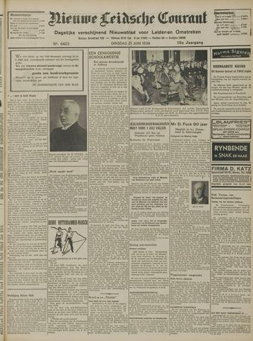 Nieuwe Leidsche Courant 1938-06-21