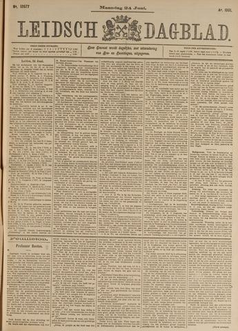 Leidsch Dagblad 1901-06-24