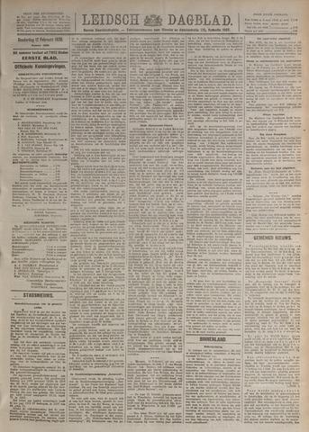 Leidsch Dagblad 1920-02-12