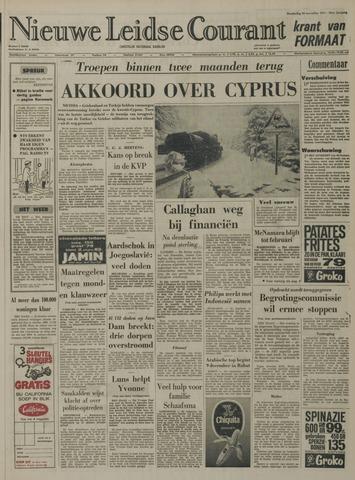 Nieuwe Leidsche Courant 1967-11-30
