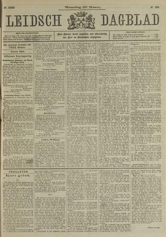 Leidsch Dagblad 1911-03-20
