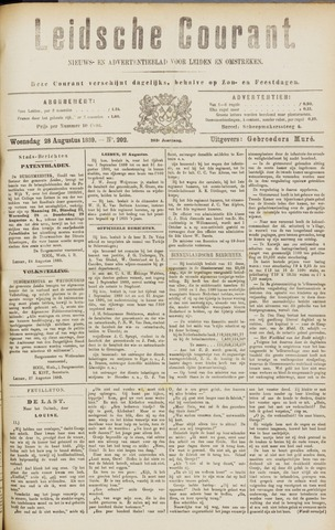 Leydse Courant 1889-08-28