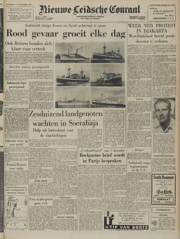 Nieuwe Leidsche Courant 1957-12-12