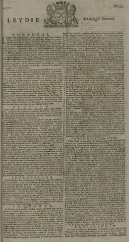 Leydse Courant 1727-12-22