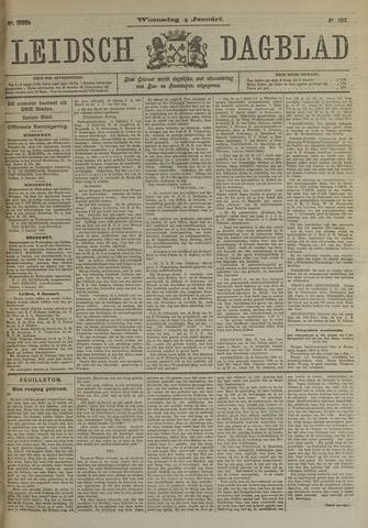 Leidsch Dagblad 1911-01-04