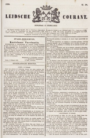 Leydse Courant 1876-02-15
