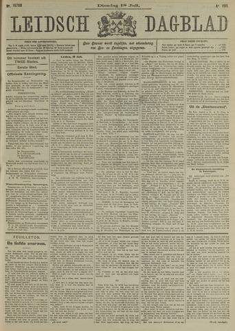 Leidsch Dagblad 1911-07-18