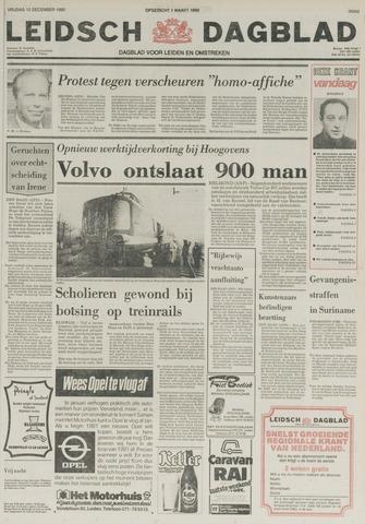 Leidsch Dagblad 1980-12-12