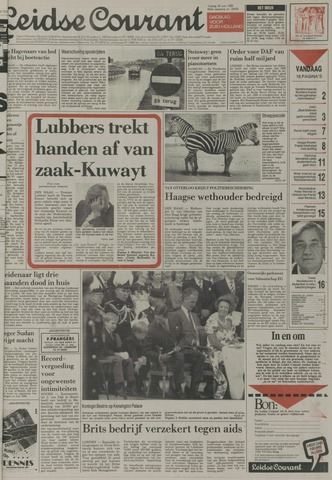 Leidse Courant 1989-06-30