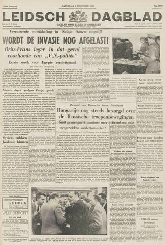 Leidsch Dagblad 1956-11-03