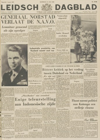 Leidsch Dagblad 1962-07-21