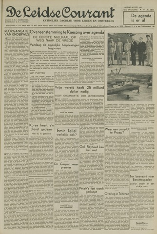 Leidse Courant 1951-07-27