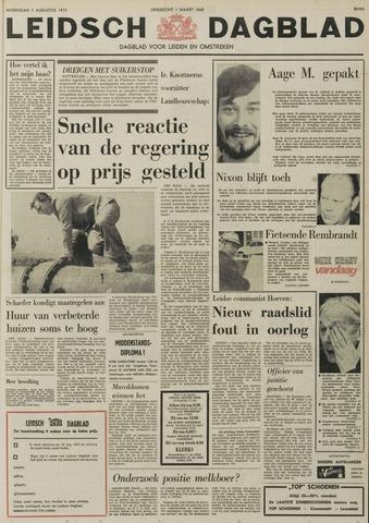 Leidsch Dagblad 1974-08-07