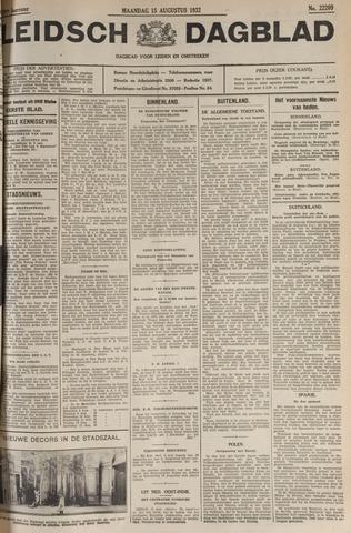 Leidsch Dagblad 1932-08-15