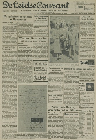 Leidse Courant 1958-07-11