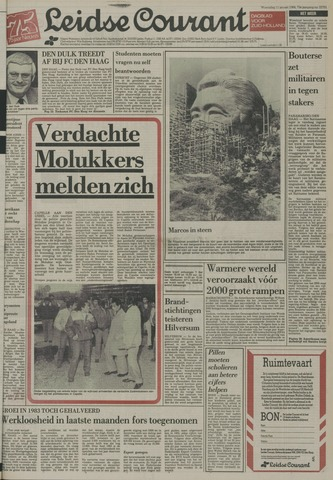 Leidse Courant 1984-01-11