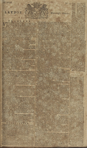 Leydse Courant 1756-02-09