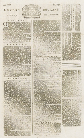Leydse Courant 1822-11-22