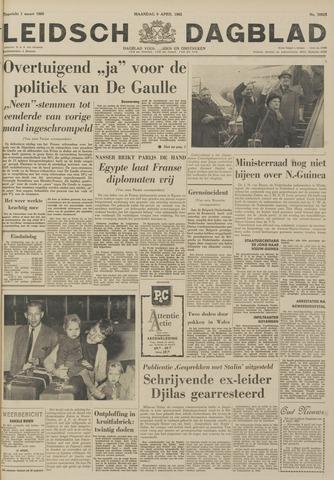 Leidsch Dagblad 1962-04-09