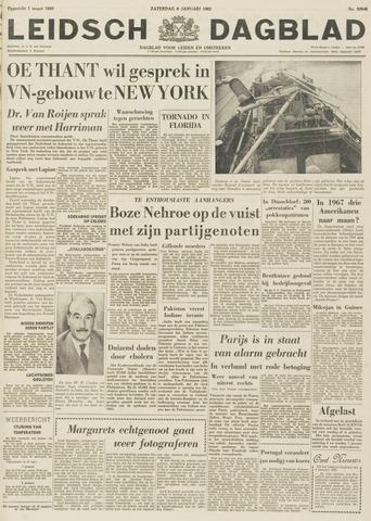 Leidsch Dagblad 1962-01-06