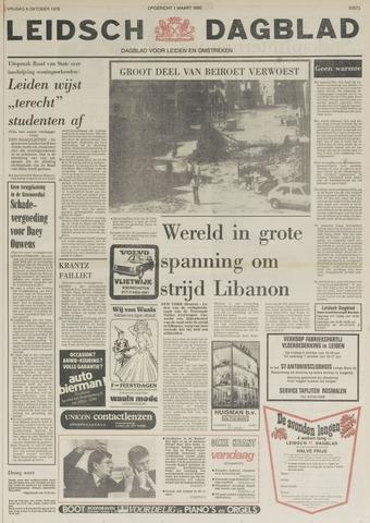 Leidsch Dagblad 1978-10-06