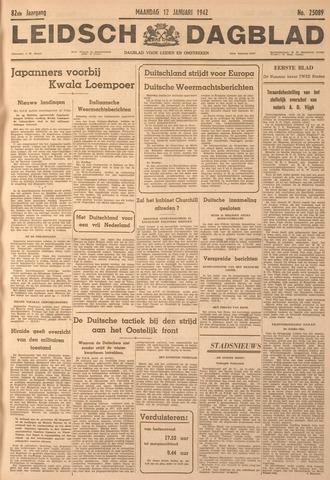 Leidsch Dagblad 1942-01-12