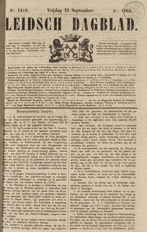 Leidsch Dagblad 1864-09-23