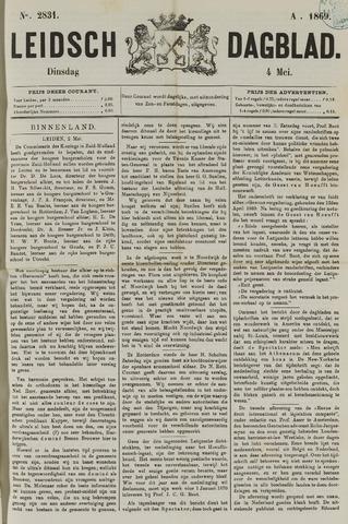 Leidsch Dagblad 1869-05-04